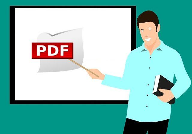 Modificare file per gratis programma pdf