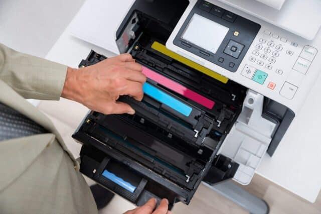 stampante non stampa