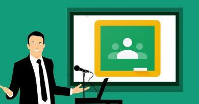 svolgere i compiti con google suite classroom