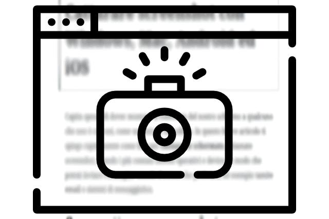 Come catturare lo schermo con Windows, Mac, Android ed iOS