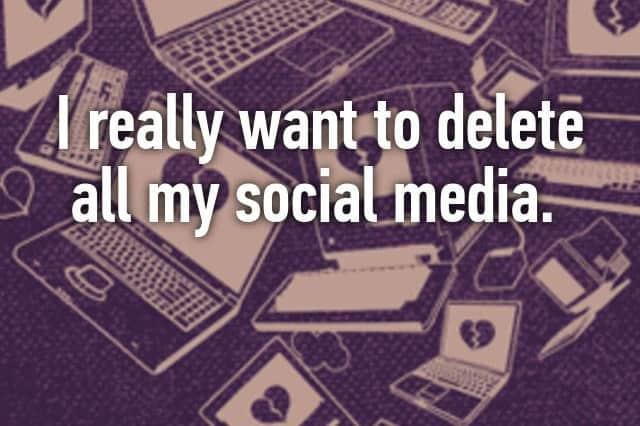 Come cancellare il proprio account da Facebook, Instagram, Twitter e TikTok